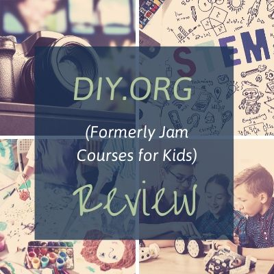 Curriculum Review – Jam Online for Kids – DIY