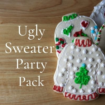 All You Need to Host an Ugly Sweater Party