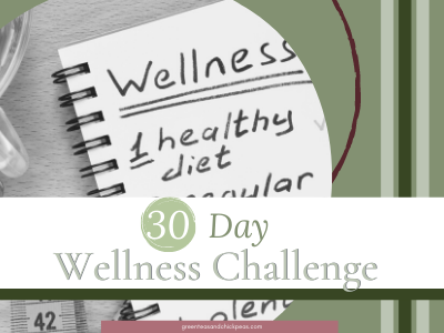 30 Day Wellness Challenge – When You're So Done