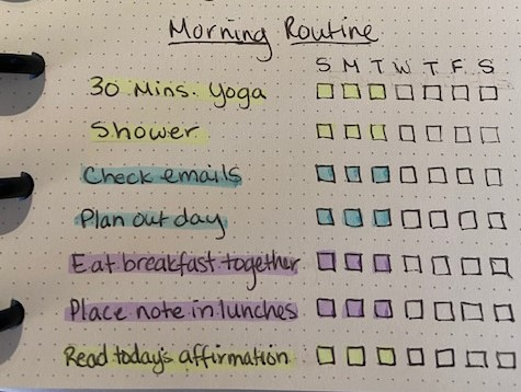 4 No-Fuss Ways to Figuring Out Your Morning Routine