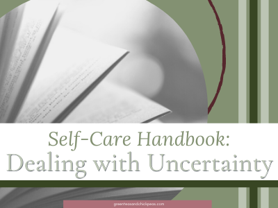 Self-Care Handbook Dealing with Uncertainty