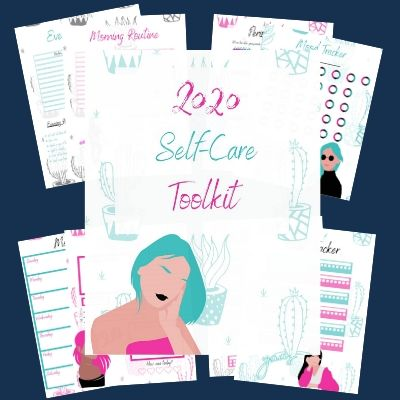 Self-Care Tool Kit Mock up