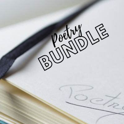 World Poetry Day: Poetry Lesson Bundle
