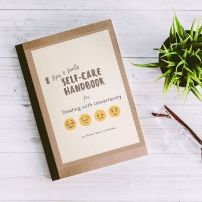 Simple Self-Care Handbook for Dealing with Uncertainty