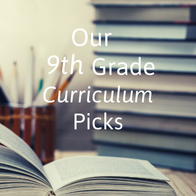 9th Grade Homeschool Curriculum