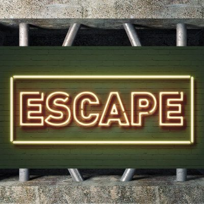 Things To Do At Home: Escape Room
