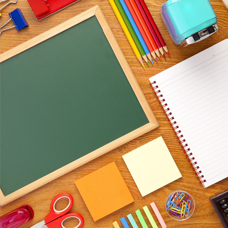 20 Supplies Every Home School Needs