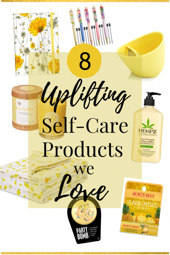 Colorful Self-Care Products Guide: How Color Affects Mood
