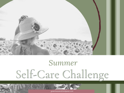 Summer Self-Care Challenge For People Who Suck at Staying Motivated