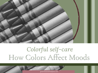 colorful self-care products guide