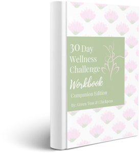 30-Day Wellness Challenge Companion Workbok