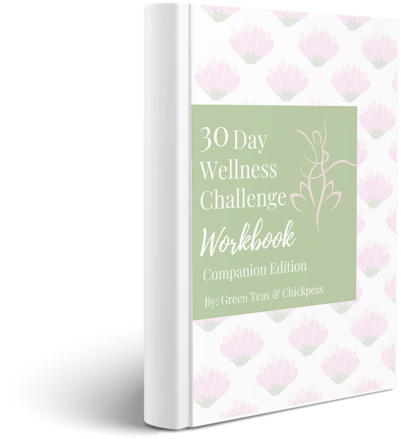 30-Day Wellness Challenge Companion Workbook