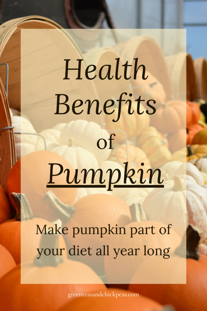 Amazing Health Benefits from Eating More Pumpkin