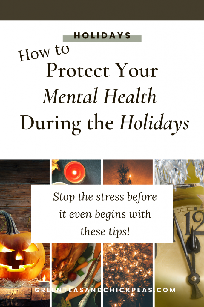 How to Protect Your Mental Health During the Holidays