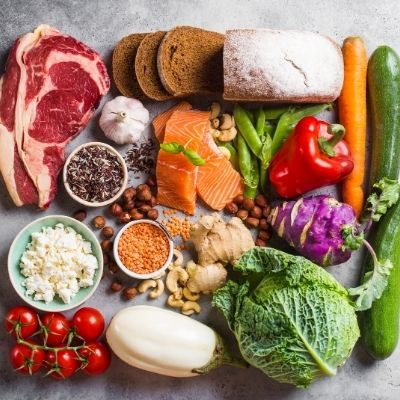 physical wellness diet and nutrition