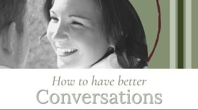 better conversations every day