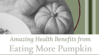 health benefits from eating more pumpkin