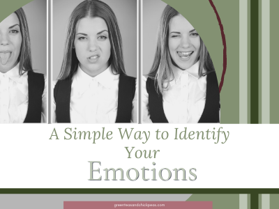 How to Identify Your Emotions Simply