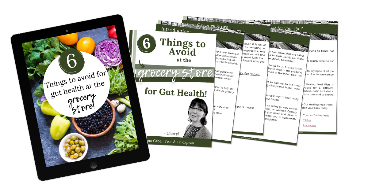 6 Things to Avoid for Gut Health