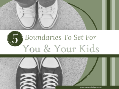 5 Boundaries for Kids You Need To Set