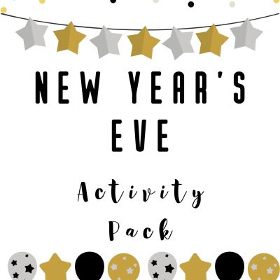 New Year's Eve Party Pack